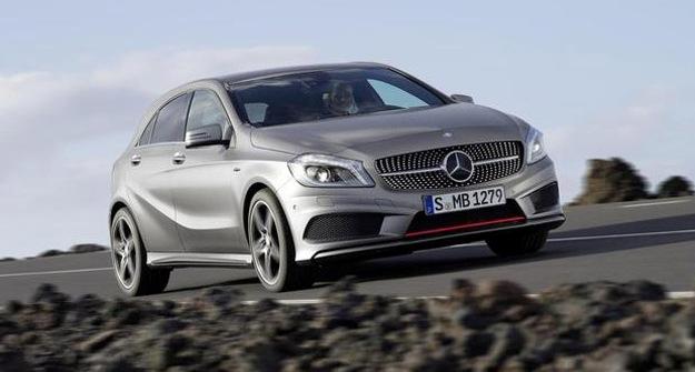 Mercedes A-Class Picture