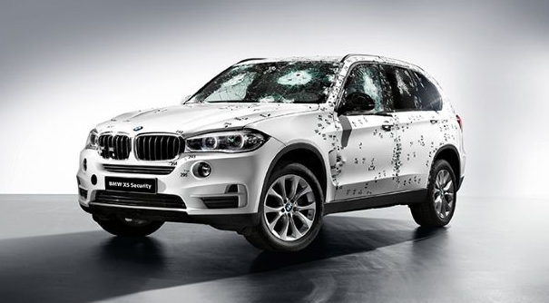Bullet Proof BMW X5
