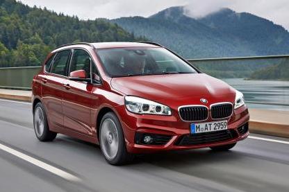 New BMW 2
