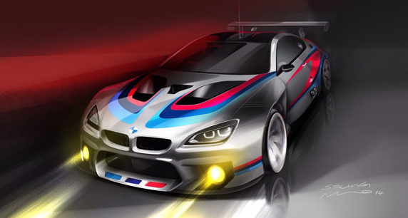 Bmw Are Set To Replace Their Z4 Gt3 With A Brand New M6 In