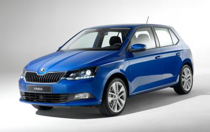 Flexed news New Skoda Fabia revealed