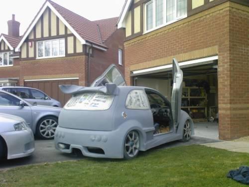 Best Worst Chav Cars