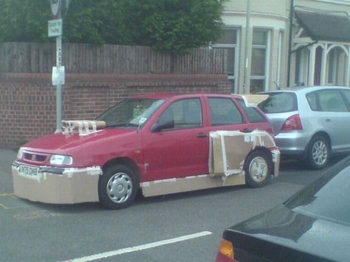 Best Worst Chav Cars