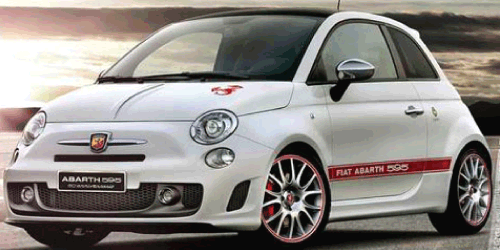 Abarth 595 Hatch