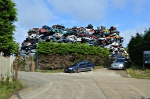'Orphan vehicle' recycling scheme launched