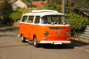 VW celebrate 60 anniversary of iconic camper van