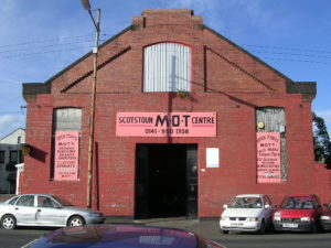MoT fail rates is highest in Dundee