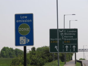 London Mayor announces new Ultra Low Emissions Zone plan