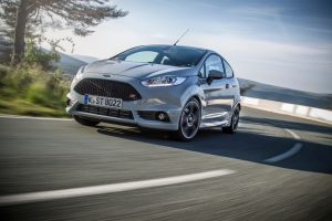 The Ford Fiesta is the best-selling car so far this year