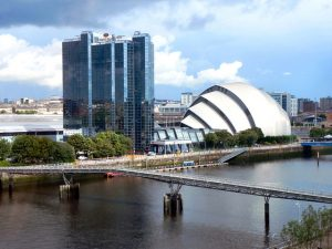 Glasgow boasts the biggest spenders of brand new cars