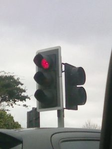 New traffic light technology being trialled by Ford and Jaguar Land Rover