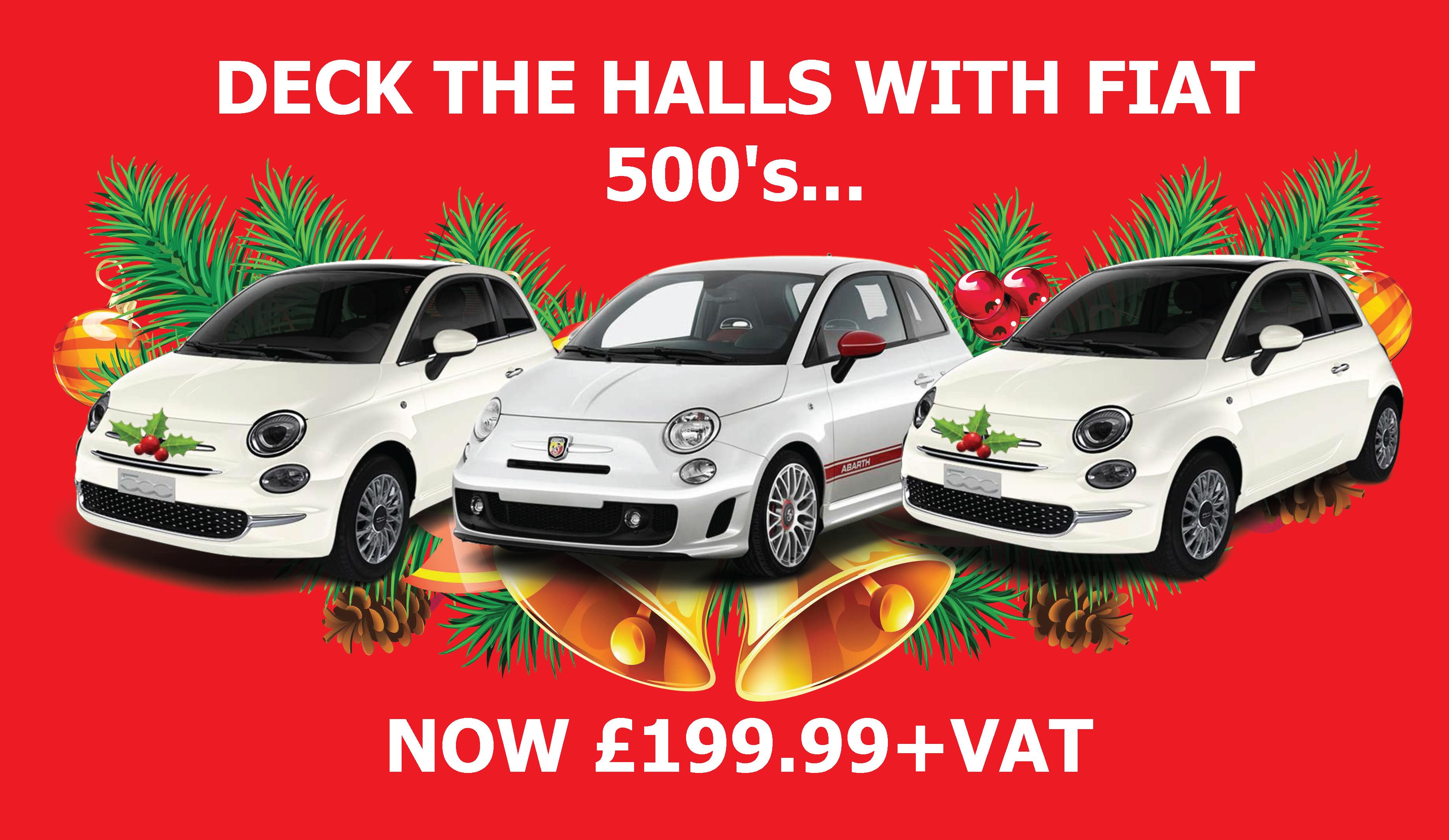 Fiat-500-Deck-The-Halls
