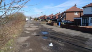 UK councils inundated with pothole compensation requests