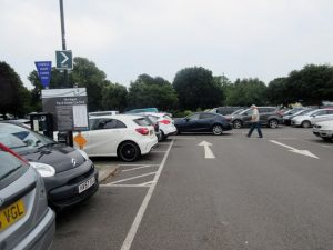 What's your favourite way of paying to park?