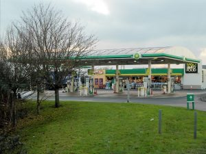 Fuel theft from petrol stations by motorists reaches record levels