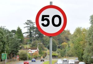 You could be fined '10 Days' if caught doing 51mph in a 30mph zone