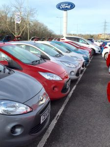 New car registrations reach new high in March
