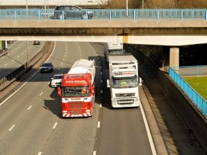 Fines up to £300 will be given to lorry drivers caught breaching their tachograph limit