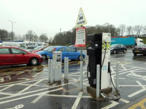 Currently in the UK demand for EVs remains low with infrastructure still a big concern for many