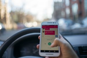 Driver obsession with mobile devices continues despite tougher penalties
