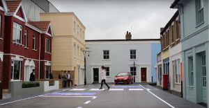 First ever responsive road technology revealed in London