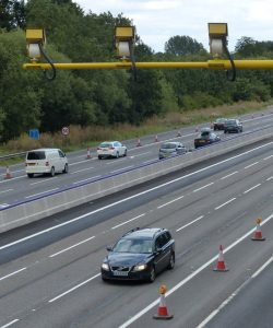 One third of motorists given a fine each year