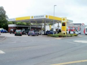 Spend £50 in store to receive a voucher for discounted fuel at Morrison's petrol stations
