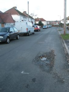Red alert issued for over 24,400 miles of road in the UK maintained by local councils