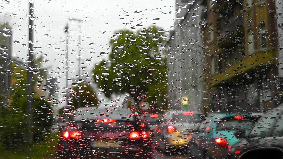 Rain Warning