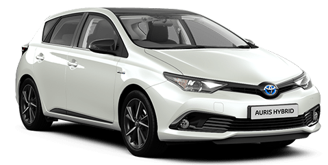 Auris Icon Hatch Short Term Lease