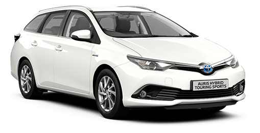 Auris Touring Sports 1.8 Hybrid Icon Tech TSS Auto Short Term Lease