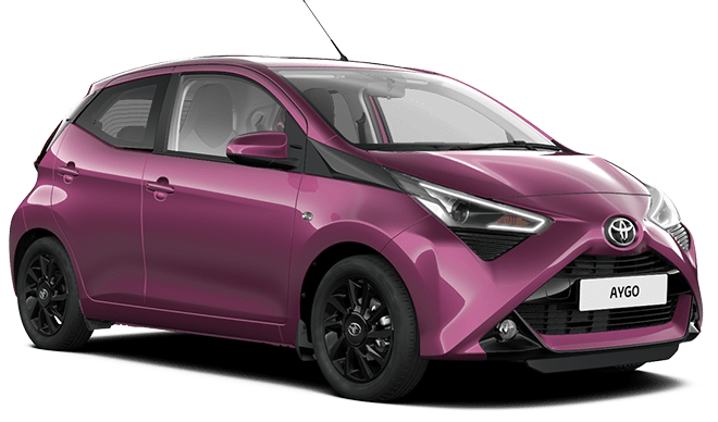 Aygo X Cite Short Term Lease