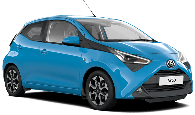 Aygo X Plore Short Term Lease