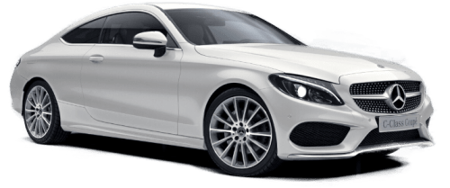 C220d Coupe 2.1 AMG Line Premium Auto-min Short Term Lease