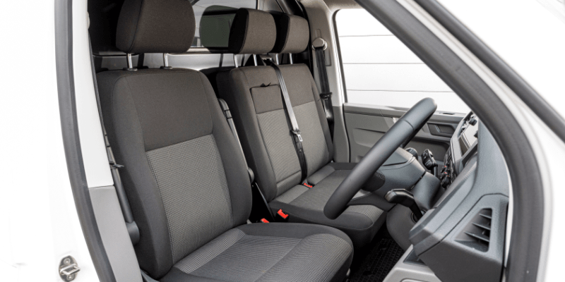 Volkswagen Transporter Front Seats