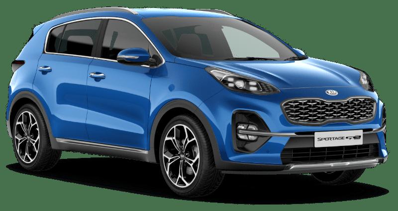 Kia Sportage GT Line Short Term lease Offer