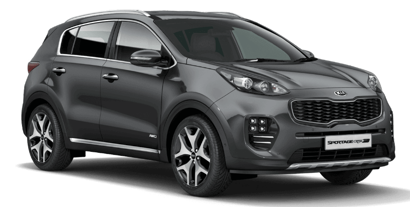 Kia Sportage GT Line-min Short Term Lease