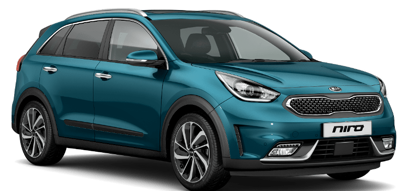 Niro 1.6 GDI Hybrid 139bhp 4 Auto Short Term Lease