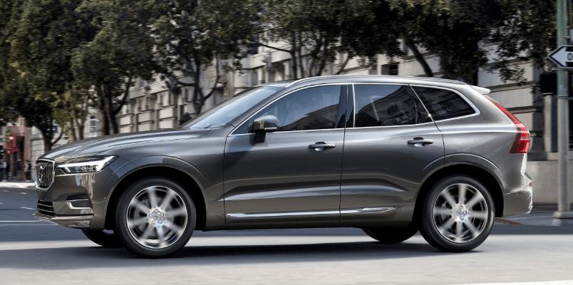 Volvo XC60 Side