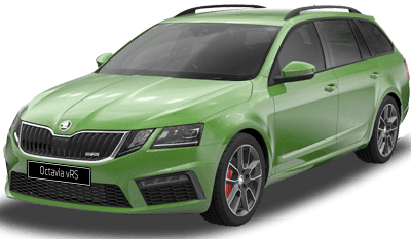 Octavia VRS Estate Short Term Lease