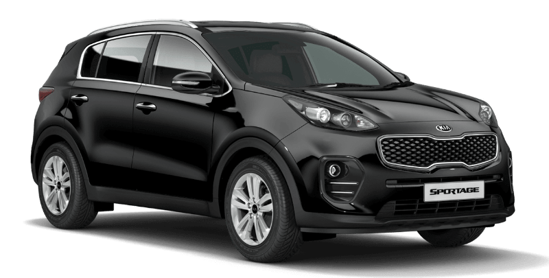 Sportage 1.6 GDI 130bhp 2 ISG Short Term Lease
