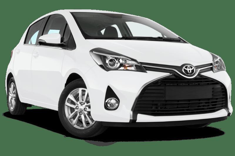 Toyota Yaris Icon Auto-min