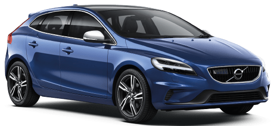 Volvo V40 Short Term Lease