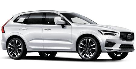 Volvo XC60 R Design Short Term Lease