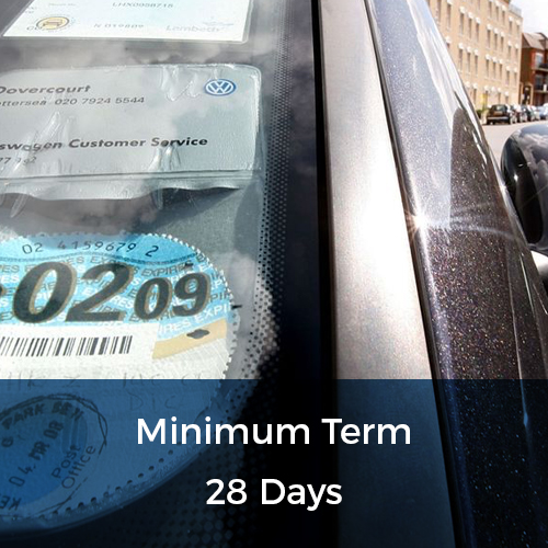 Minimum Term 28 Days