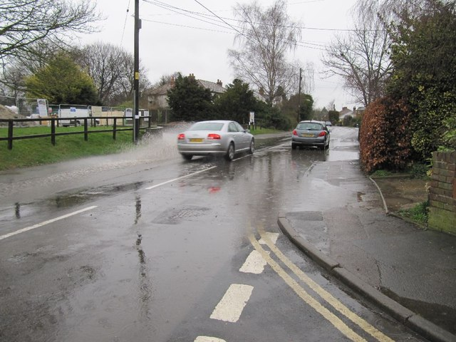 Ever driven through a puddle and splashed a few pedestrians - maybe even on purpose?