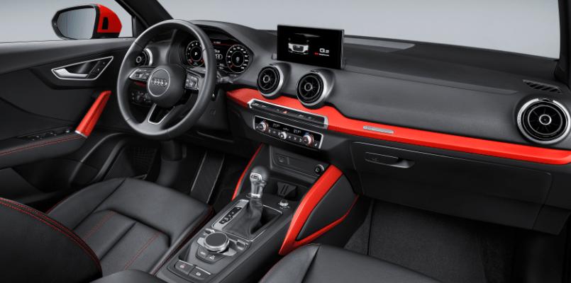 Audi Q2 Inside