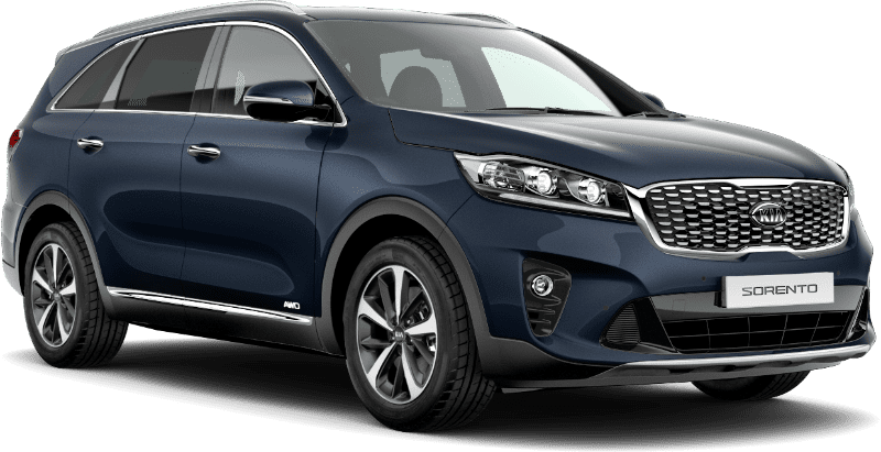 Kia Sorento KX-2 Short Term lease