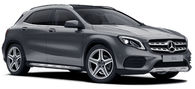 Mercedes GLA AMG Line Short Term Car Lease