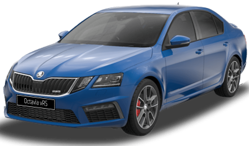 Skoda Octavia vRS Manual